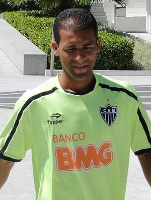 Pierre Atlético-MG (Foto: Ana Paula Moreira / Globoesporte.com)