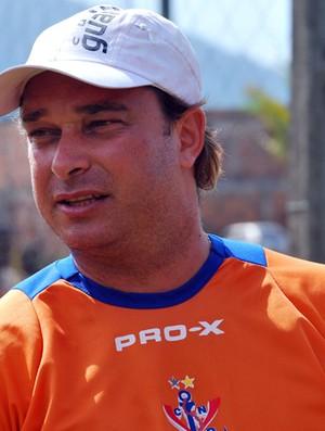 Paulo Jamelli, técnico do Marcílio Dias (Foto: Divulgação)