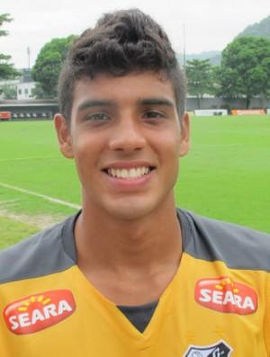 jogador do santos e da selecao brasileira sub 20 emerson palmieri e