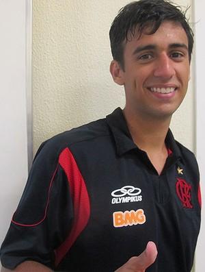 Camacho Flamengo (Foto: Janir Junior / Globoesporte.com)