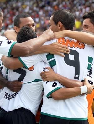 Coritiba comemora a vitória contra o Toledo (Foto: Divulgação/Coritiba Football Club)