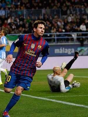 Messi gol Barcelona (Foto: Reuters)