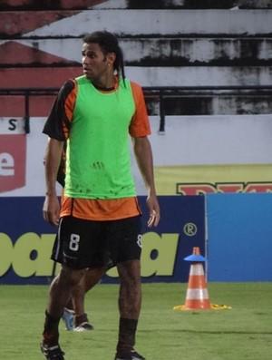 Dênis Marques - Santa Cruz (Foto: Terni Castro/Globoesporte.com)