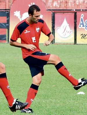 Gabriel, zagueiro do Atlético-GO (Foto: Zuhair Mohamad/O Popular)