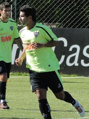 Guilherme atacante do Atlético-MG (Foto: Leonardo Simonini/Globoesporte.com)