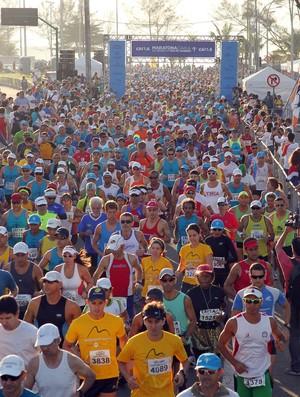 corrida de rua rio de janeiro (Foto: Maurício Val / Fotocom.net)