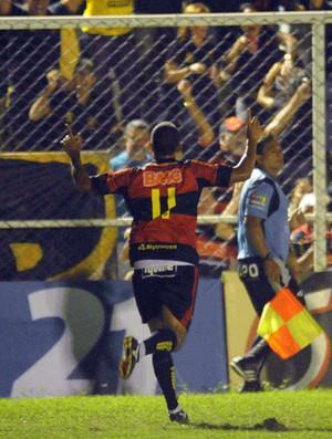 Jheimy - Sport (Foto: Aldo Carneiro)