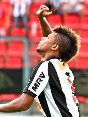 André comemora gol do Atlético-MG (Foto: Bruno Cantini / Site Oficial do Atlético-MG)