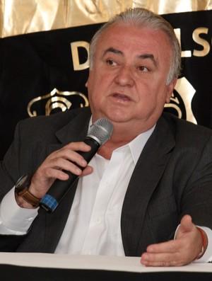 Paulo Garcia concorre à presidência do Corinthians (Foto: Anderson Rodrigues / Globoesporte.com)