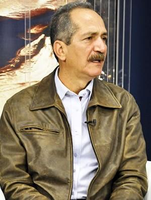Aldo Rebelo (Foto: Dhiego Maia/GLOBOESPORTE.COM)