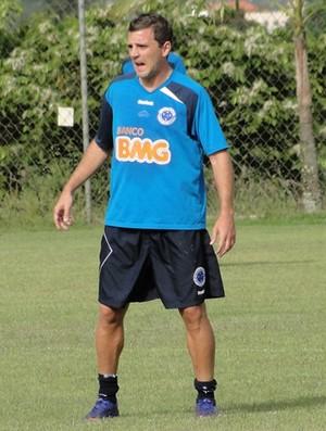 Montillo meia do Cruzeiro (Foto: Leonardo Simonini/Globoesporte.com)