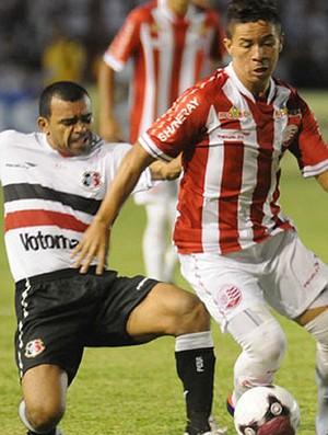 Náutico x Santa Cruz (Foto: Aldo Carneiro)