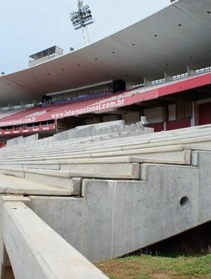 reforma Beira-Rio (Foto: Diego Guichard / GLOBOESPORTE.COM)