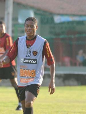 Marquinhos Paraná (Foto: Aldo Carneiro)