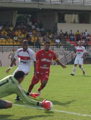 Paulo Krauss - Atlético Sorocaba x Noroeste (Foto: Eric Mantuan / GLOBOESPORTE.COM)