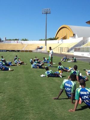 Mirassol (Foto: Divulgação / Site Oficial do Mirassol)