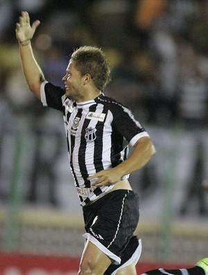 Romário na partida Horizonte x Ceará pelo Campeonato Cearense (Foto: Kiko Silva/ Agência Diário)