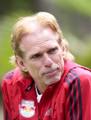 Sérgio Guedes, técnico de futebol (Foto: Divulgação: RB Brasil)