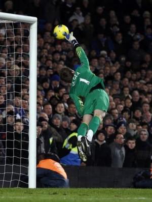 De Gea Manchester United Chelsea (Foto: Reuters)