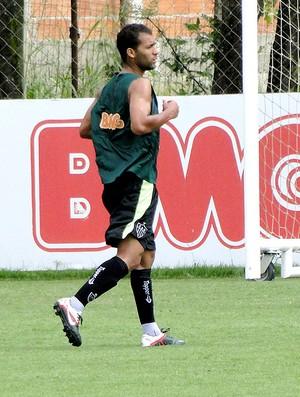 pierre atlético-mg treino (Foto: Leonardo Simonini / Globoesporte.com)