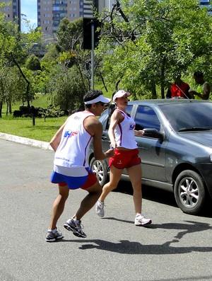 corrida de rua treino 24h 2 (Foto: Arquivo Pessoal)