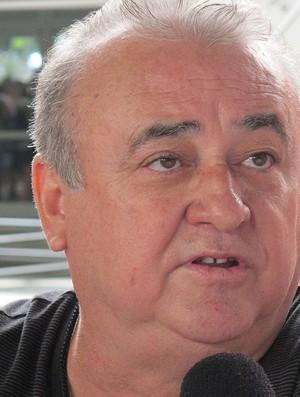 paulo garcia candidato corinthians eleição (Foto: Rodrigo Faber / Globoesporte.com)