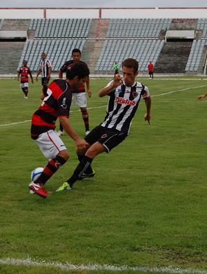 Botafogo-PB x Campinense (Foto: João Neto)
