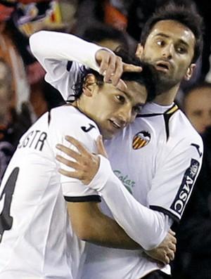 jonas valencia x Sporting Gijon (Foto: EFE)