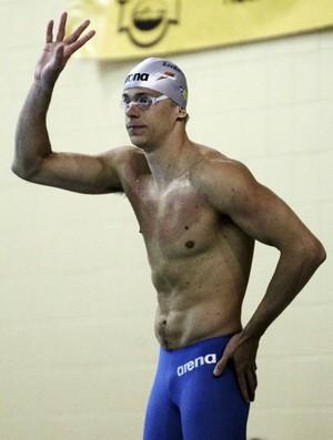 Cesar Cielo GP Missouri natação (Foto: AP)