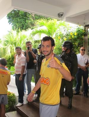 Edu Dracena - Bolívia (Foto: Marcelo Hazan, Globoesporte.com)