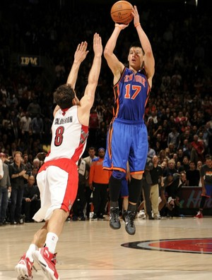 NBA Jeremy Lin New York Knicks (Foto: Getty Images)