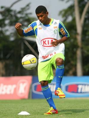 Márcio Araújo, do Palmeiras (Foto: Anderson Rodrigues / globoesporte.com)