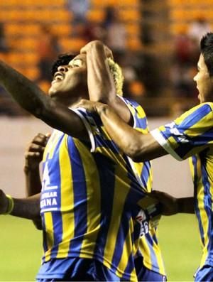 arroyo san luis-mex libertadores (Foto: Agência Reuters)