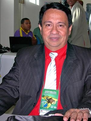 Jeferson Oliveira presidente da Liga de Handebol do Amazonas (Foto: Liga de Handebol do Amazonas/Divulgação)