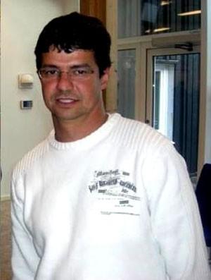 Alexandre Agulha ex-botafogo 07 vestur (Foto: Arquivo Pessoal)