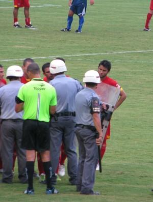 Atlético Sorocaba x São José (Foto: Rafaela Gonçalves / GLOBOESPORTE.COM)