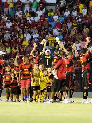 Ilha do Retiro - torcida do Sport (Foto: Divulgação / Sport)