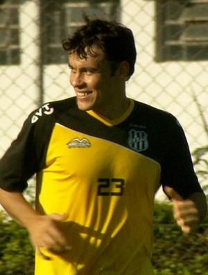 Renato Cajá, meia da Ponte Preta (Foto: Reprodução EPTV)