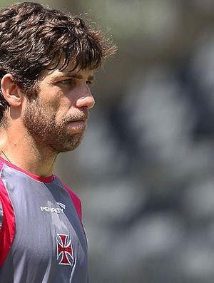 Juninho Pernambucano no treino do Vasco (Foto: Marcelo Sadio / Site Oficial do Vasco da Gama)
