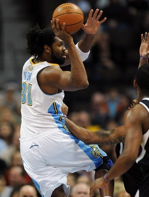 Nenê, Denver Nuggets (Foto: AP)