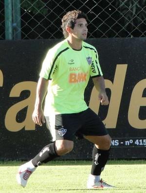 Guilherme atacante do Atlético-MG (Foto: Fernando Martins/Globoesporte.com)