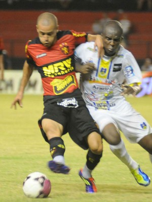Sport x Araripina (Foto: Aldo Carneiro)