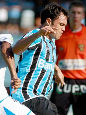 Kleber Grêmio x Hamburgo (Foto: Wesley Santos / Futura Press)