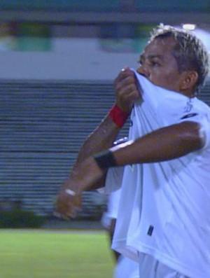 4 de Julho x Sport - Marcelinho Paraíba (Foto: Reprodução / TV Globo)