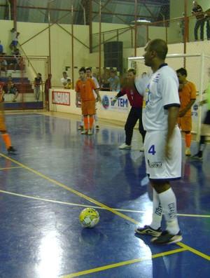 Barra Bonita vence Igaraçu do Tietê - Copa TV TEM de futsal (Foto: Alan Schneider/ GLOBOESPORTE.COM)