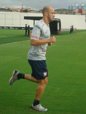 Alessandro Corinthians (Foto: Rodrigo Faber / globoesporte.com)