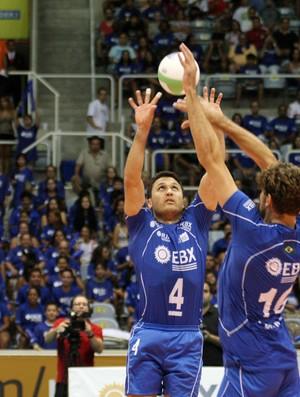 Levantador Marlon Rio de Janeiro vôlei (Foto: Divulgação/CBV)