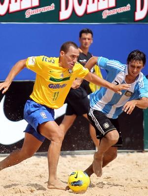 Buru brasil x argentina (Foto: Wander Roberto/Divulgação)