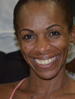 Maria Zeferina Baldaia (Foto: Thiago Barbosa/GLOBOESPORTE.COM)