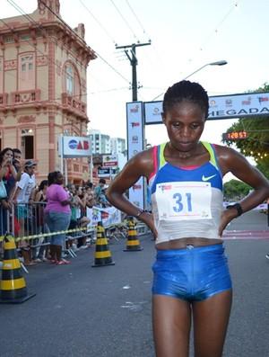 Pasalia venceu no feminino (Foto: Thiago Barbosa/GLOBOESPORTE.COM)